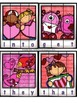 Valentines Sight Word Puzzles Center