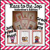 CVC, Blends and Digraphs Gameboards {Valentine's Day}