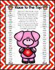 Valentine's Slide - A CVC Word Reading Game