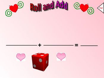 Valentine's Smartboard Activities