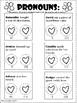 Valentines Speech Therapy