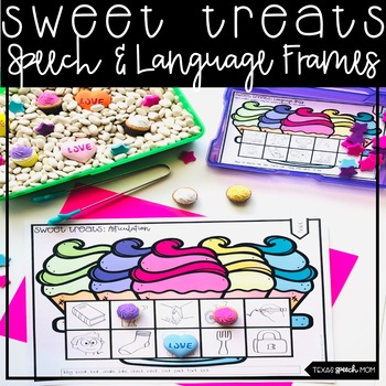 Valentines Speech Therapy: No Prep Articulation and Language 24hr FLASH SALE