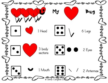 VALENTINES DAY STACK IT AND GRAPH IT