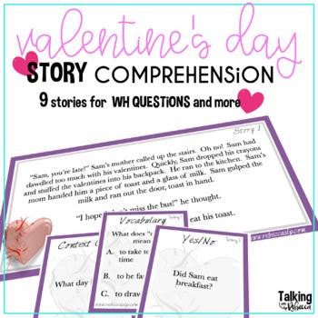 Valentine's Story Comprehension