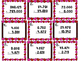 Valentine's Day Mini Task Cards: Subtraction