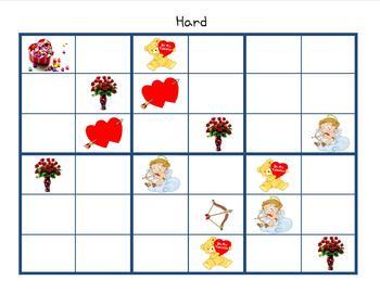 Valentines Sudoku