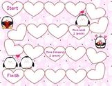 Valentine's Themed Game Board ~ Multi-use