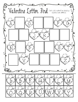 Valentines Unit [Math, Literacy, & Science]