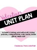 Valentines Unit Plan