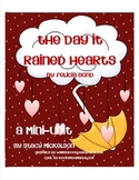 Valentine's Unit - The Day It Rained Hearts