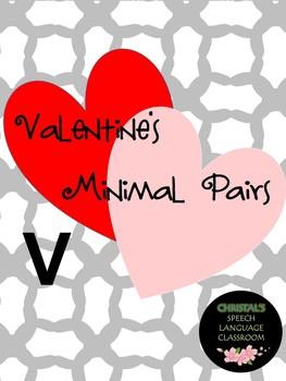 Valentines V Minimal Pairs for Speech