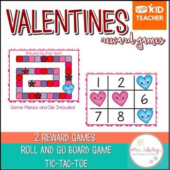 Valentines VIPKID Reward