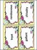 Valentine's Day Activities: Valentine Words Flash-card Activity Packet