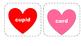Valentines Vocabulary Words