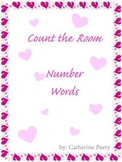 Valentine's Write/Count the Room Numbers