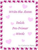 Valentine's Write the Room