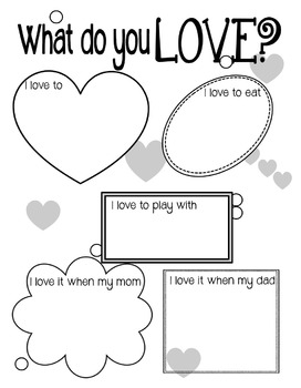 Valentine's Writing FREEBIE!