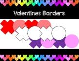 Valentines borders!