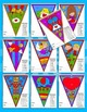 Valentines day - Pennants