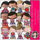 Valentines day clip art - Bobbleheadz - by Melonheadz