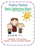 Valentine's day for Mom - Poetry Packet