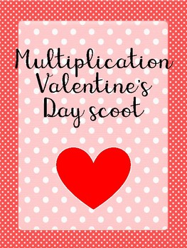 Valentines day scoot (2 scoots in 1 purchase!)