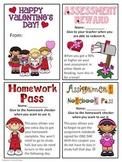 Valentines for Kids from Teacher