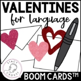 Valentines for Language BOOM CARDS™