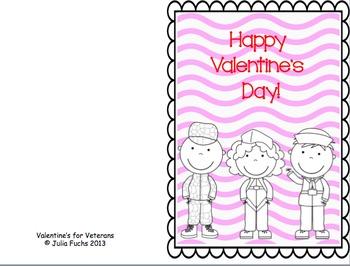 Valentine's for Veterans
