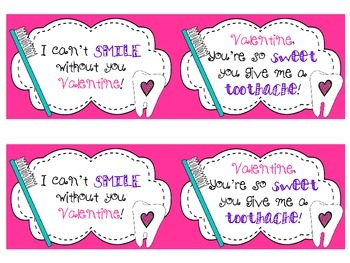 Valentines for friends/coworkers