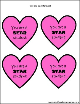 Valentine's for your students