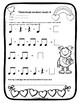 Valentines music math and time signatures