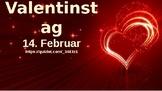 Valentinstag Bundle (German Valentine's Day Bundle)