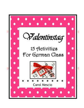 Valentinstag ♥ Pac for German Class