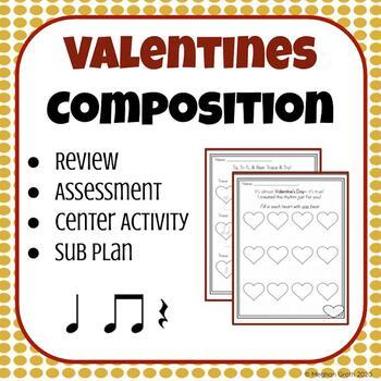 Valetine's Day Rhythm Composition- Beginner