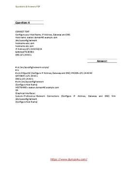 Valid EX200 Actual practice questions - Valid EX200 Dumps