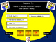 California Valley Region Family Feud Game