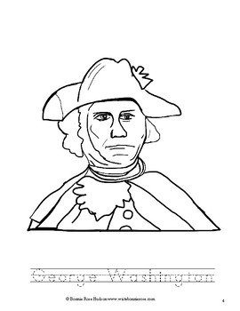 Valley Forge Coloring Book-Level A