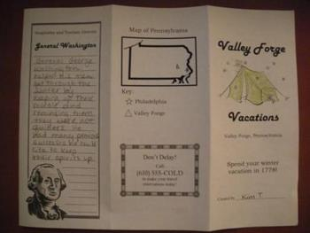 valley forge vacations brochure by sound and sea tpt