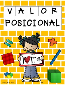 Valor Posicional 2nd, 3rd, 4th (100´s - 100,000´s)