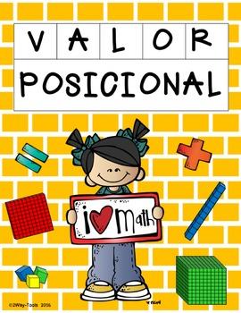 Valor Posicional 2ndo grado (100´s - 1,000´s)