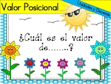 Valor Posicional - Place Value Task Cards - Unidades y decenas