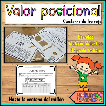 Valor Posicional_material adaptado_PLACE VALUE