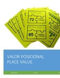 Valor posicional - Place value in Spanish