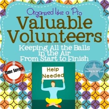 Valuable Volunteers