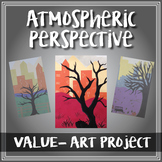 Value - Atmospheric Perspective Project