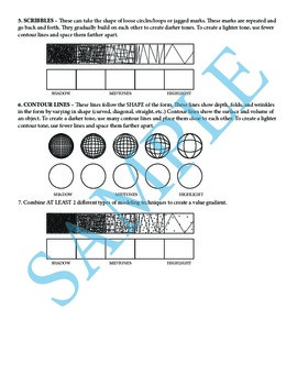 Value Modeling Techniques Worksheet