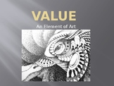 Value Powerpoint Presentation Art