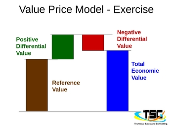 Value Pricing Model for Marketing