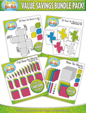Base Ten Blocks Mega Bundle {Zip-A-Dee-Doo-Dah Designs}